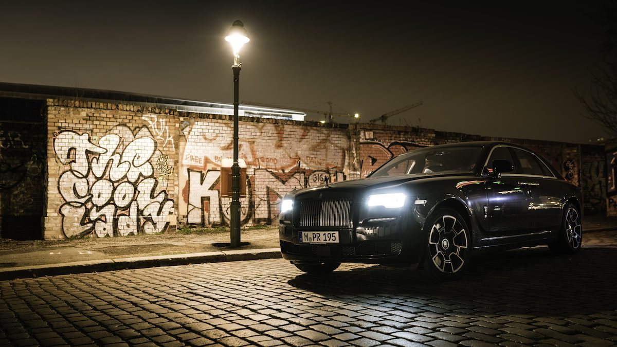 Fahrbericht Rolls-Royce Ghost Black Badge: Tour de Noir